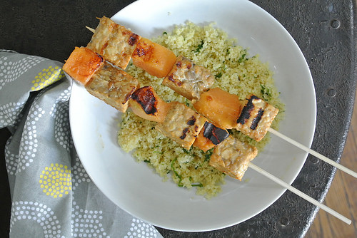 tempeh-cantaloupe skewers table.jpg