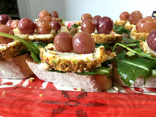 party animals no 52 almond pate crostini detail.jpg
