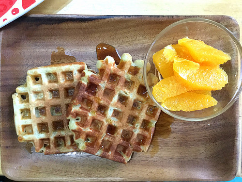 party animals no 53 fig syrup on waffles.jpg
