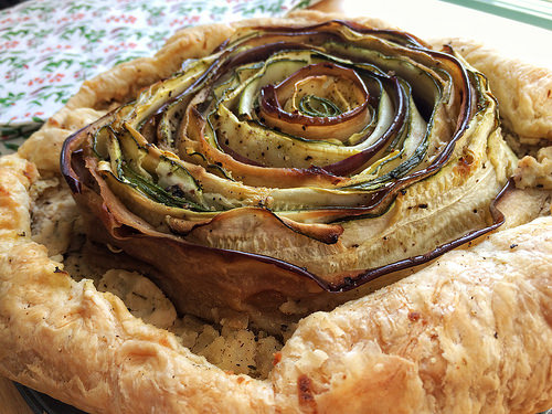 rosette veggie tart with almond pate detail.jpg