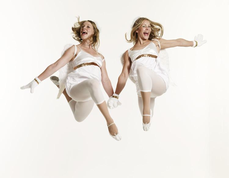 acrobatic performance