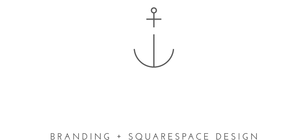 Salty Anchor Design Branding + Squarespace Websites for Small Businesses Westboro Brewster Portsmouth