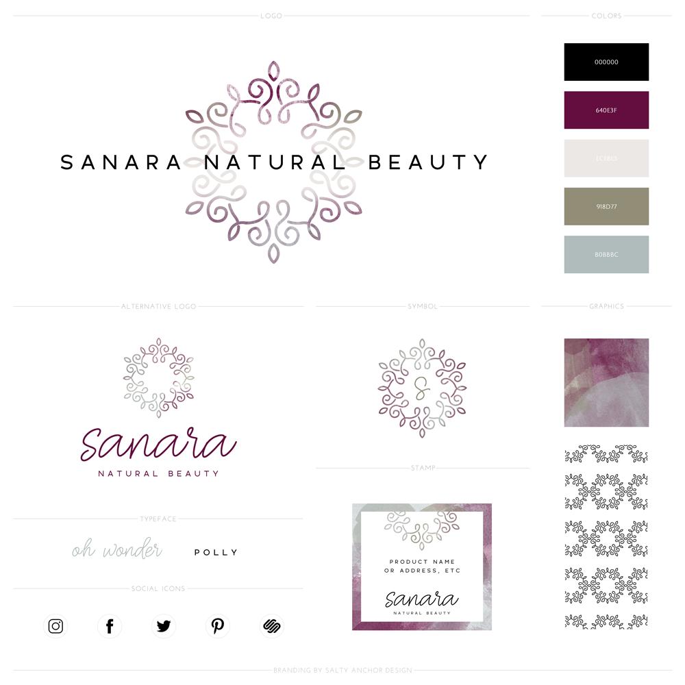 Sanara Brand Design