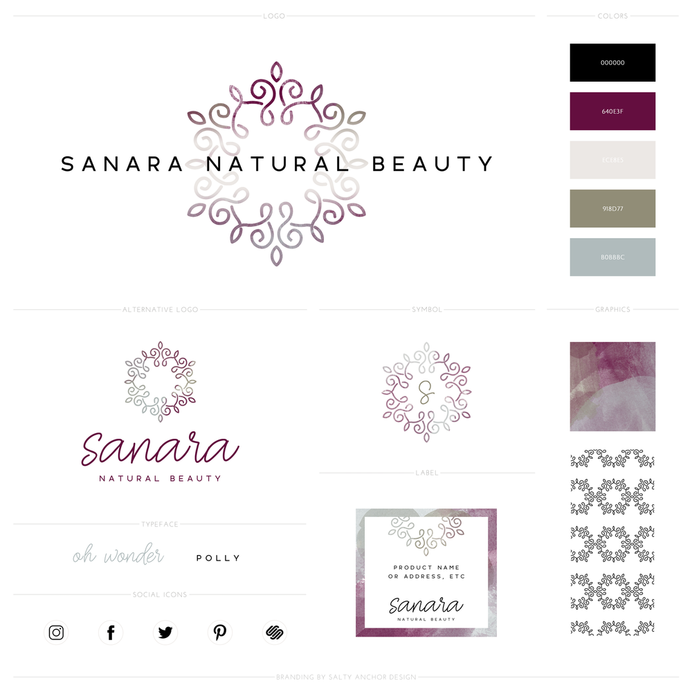 Brand Design Logo Design