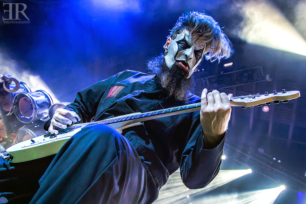 Jim Root of Slipknot
