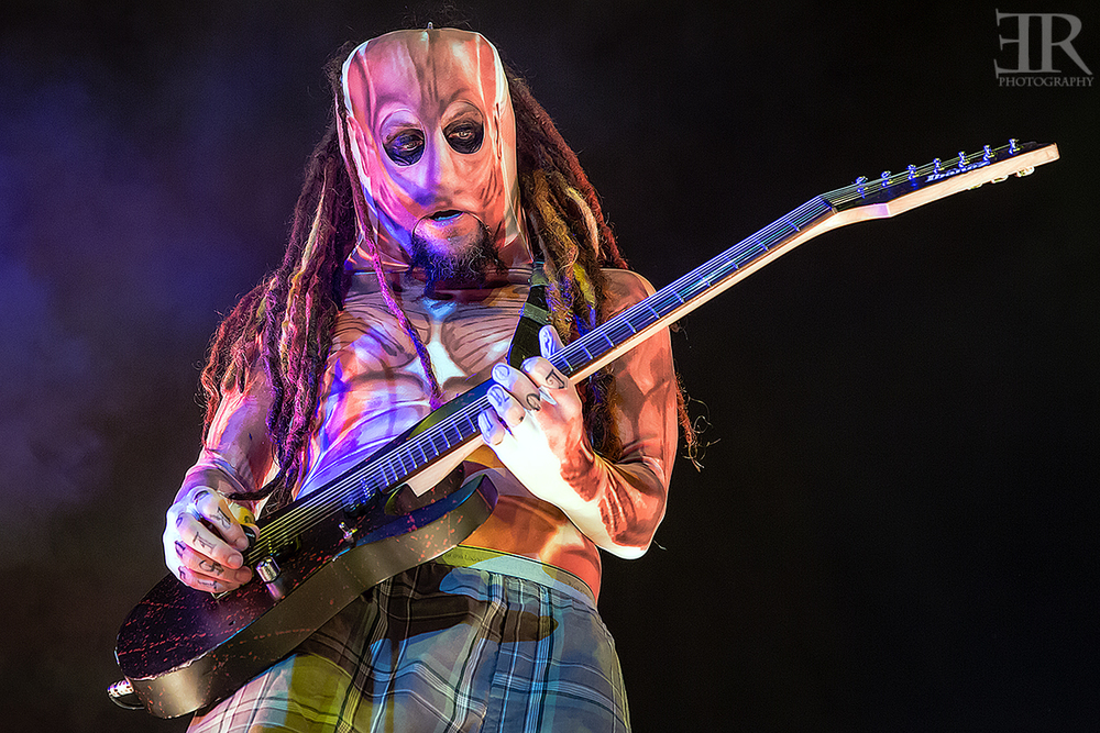 Brian Welch of Korn