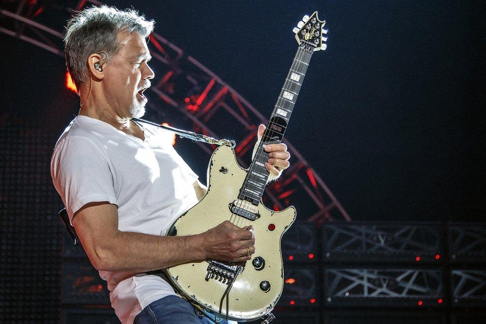 Eddie Van Halen of Van Halen