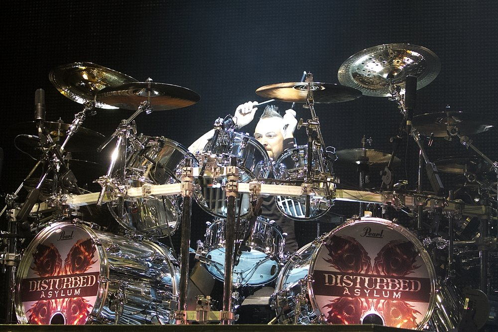 Mike Wengren of Disturbed