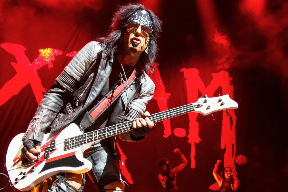 Nikki Sixx of Sixx AM