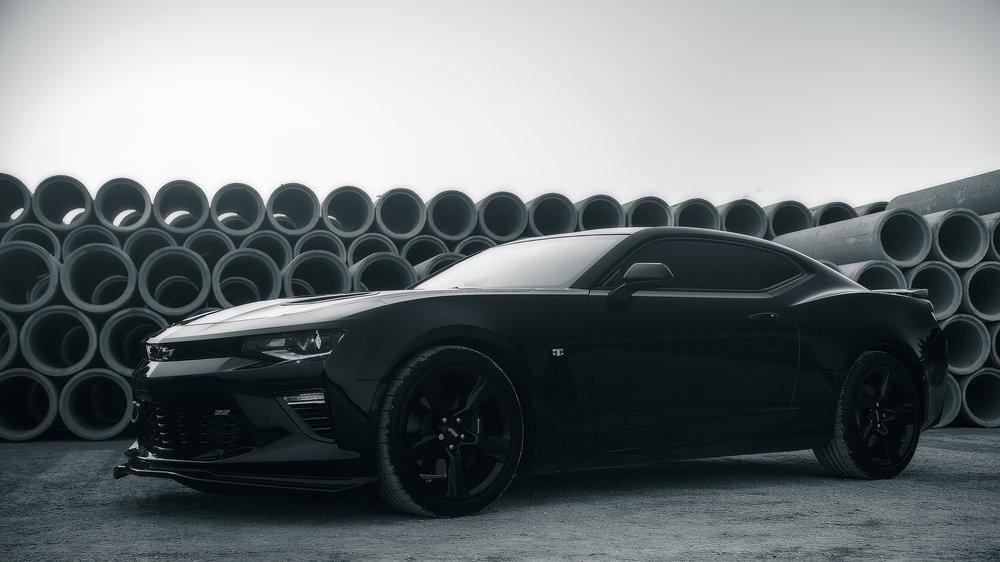 2018 Camaro 2SS