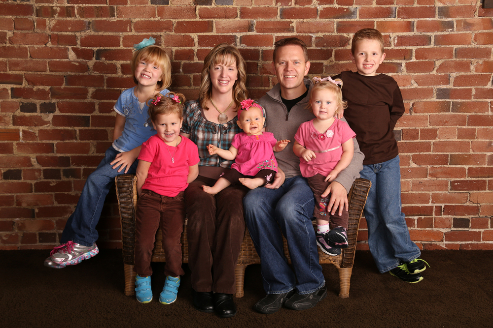 Bountiful portrait studio for family photography