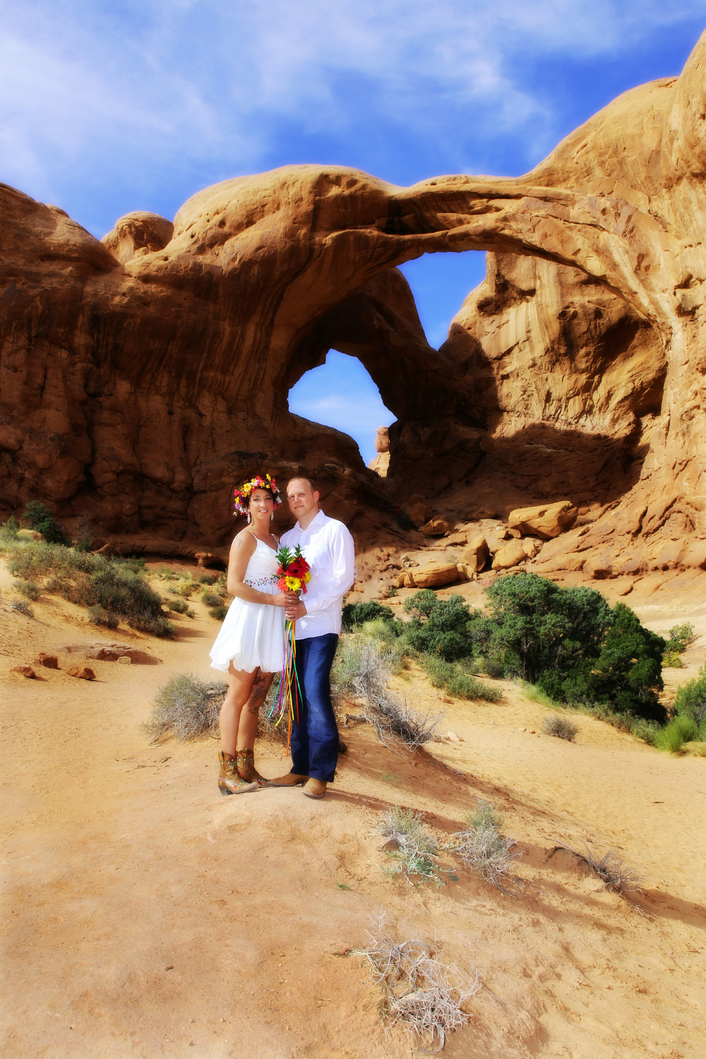 Bountiful Utah wedding Photography in Moab Arches
