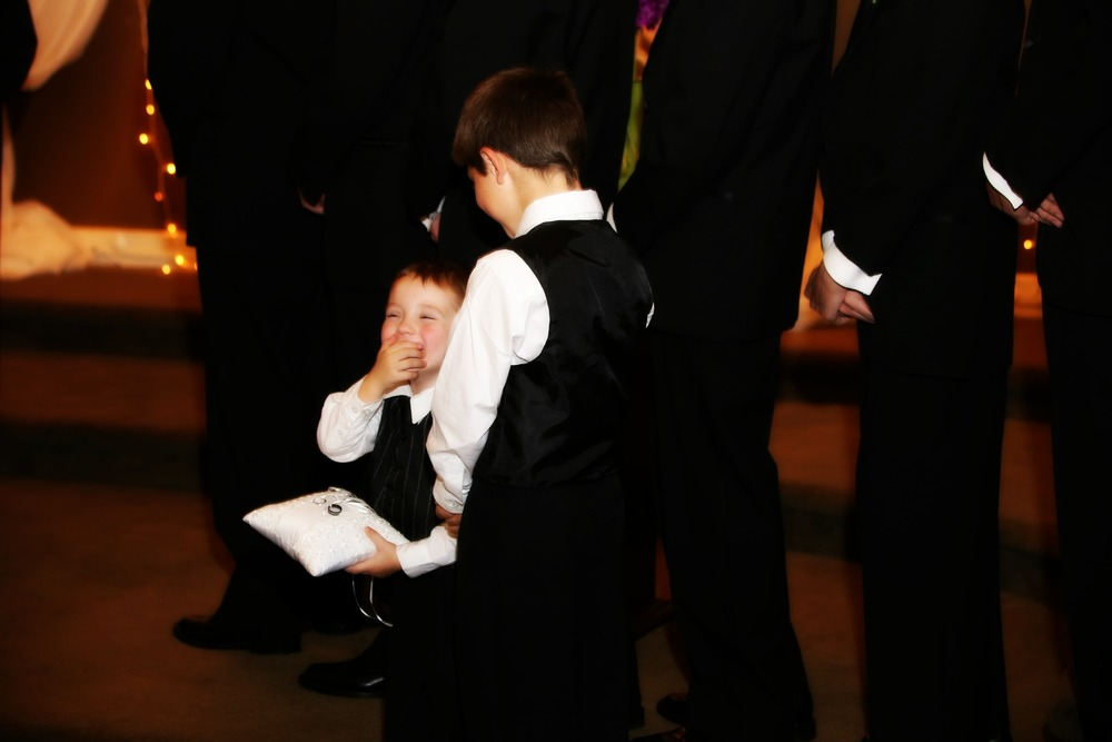 Photo of Ring Bearer
