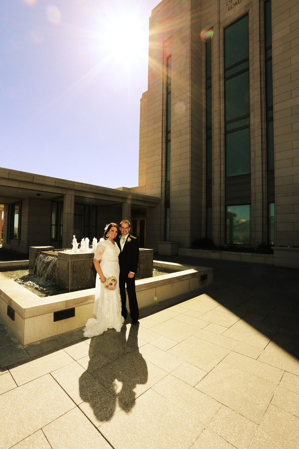 LDS Oquirrh Mountain Temple