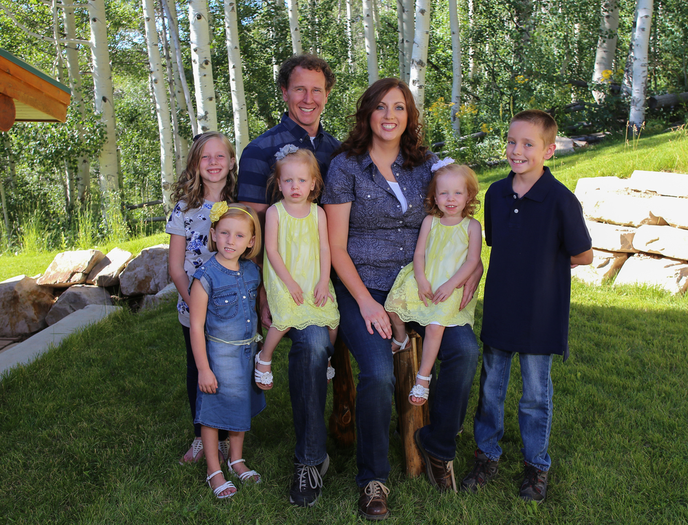 Bountiful portrait studio, Utah family photography