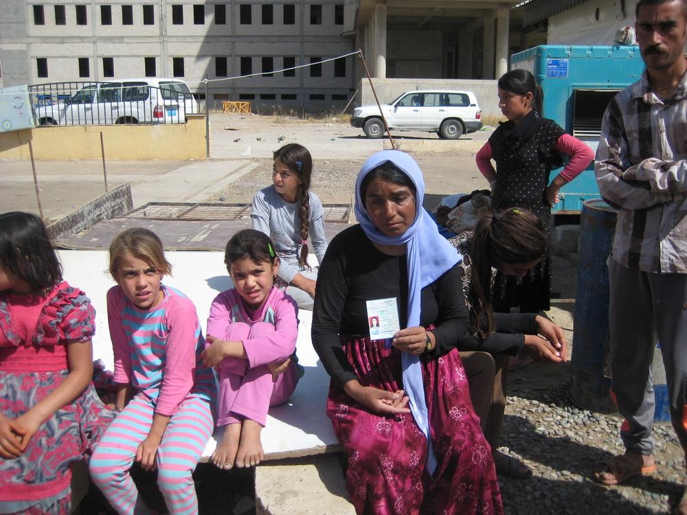 Sinjar IDP family 4.JPG