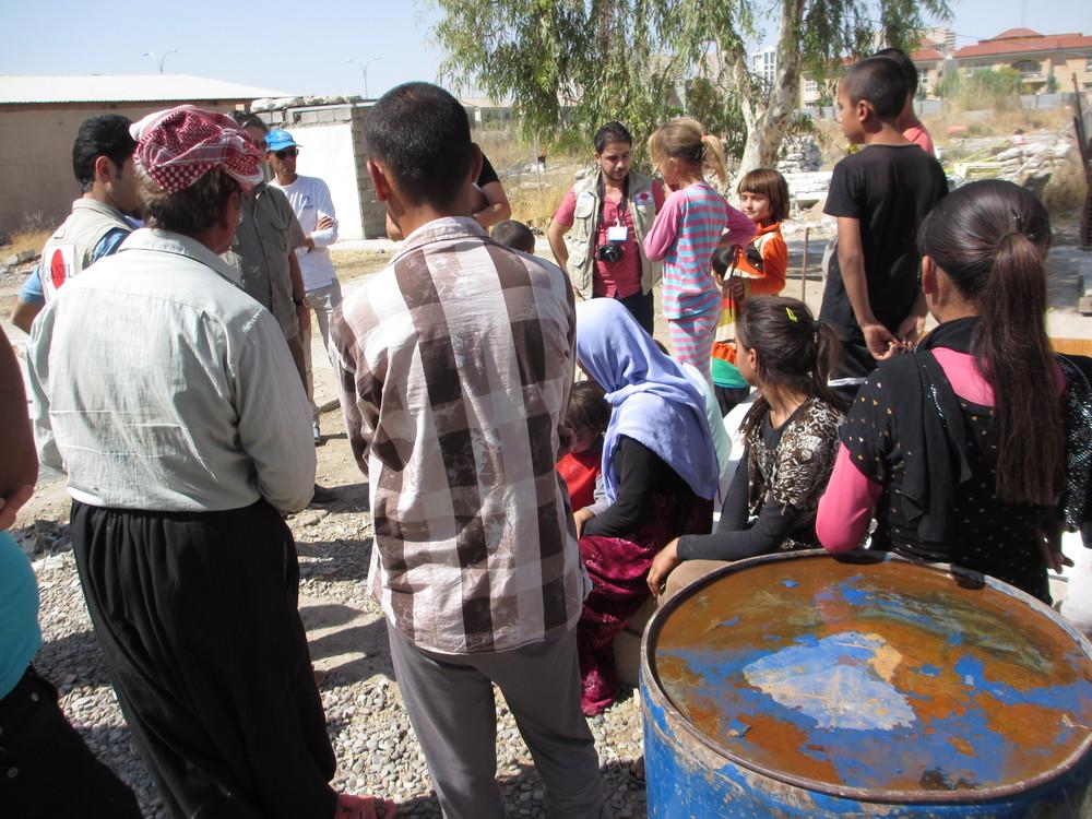 Sinjar IDP family 2.JPG