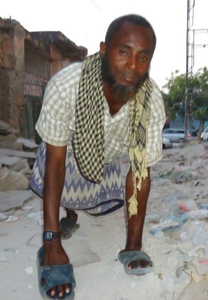 Ma'alim Abdi. Photo credit: Moulid Hujale.: