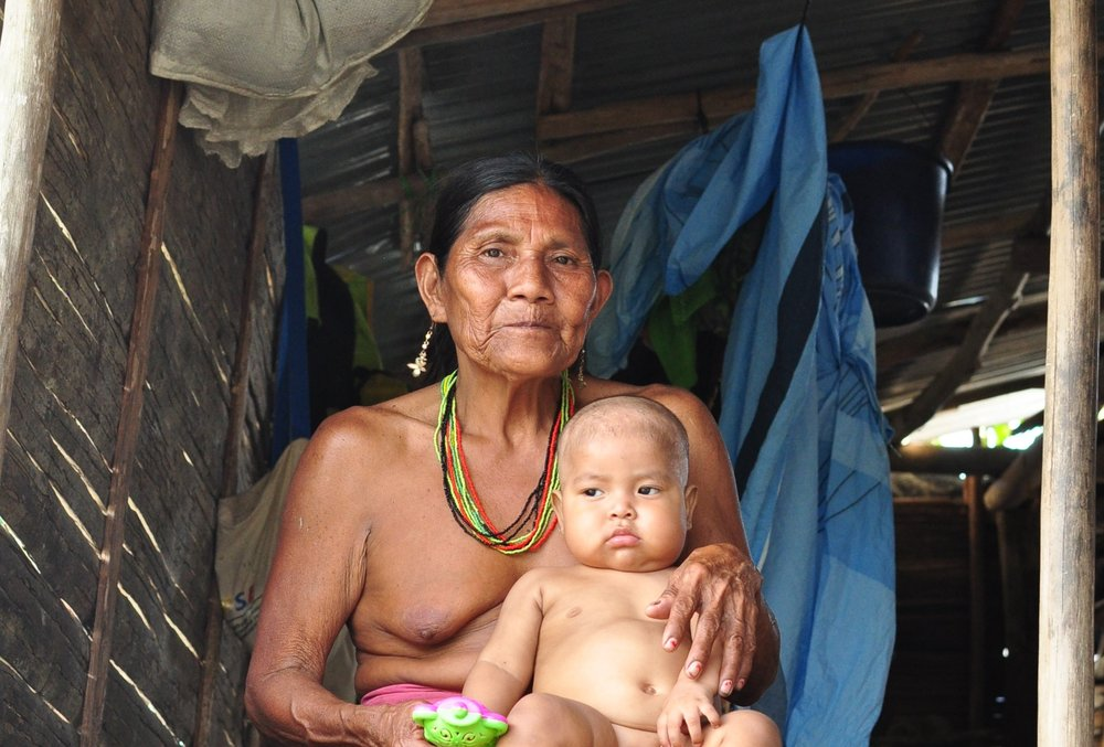 Of particular concern to indigenous communities displaced from their reserves to the peripheries of urban areas is the loss of their culture and identity.