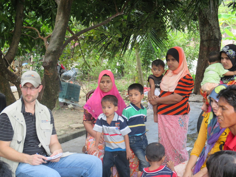 RI visited dozens of Rohingya in and around Kuala Lumpur, Penang, and Kedah. The greatest concerns were virtually unanimous: lack of education for their children, limited options for medical treatment, fear of detention, and difficulty finding work to provide for their families.