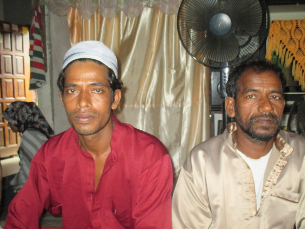 Rohingya in Malaysia describe life as better than in Myanmar, but still don't feel safe. Facing daily threats of detention, many rarely leave their homes.