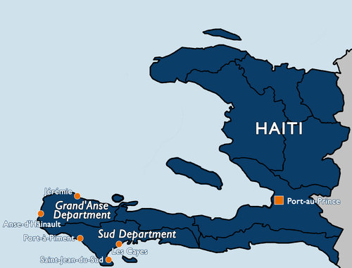 Two steps back haiti still reeling from hurricane matthew haiti consistently ranks among the most vulnerable countries in the world to disasters and climate change gumiabroncs Choice Image