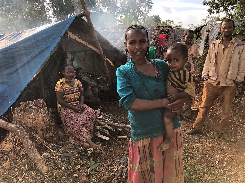 The Crisis Below the Headlines: Conflict Displacement in