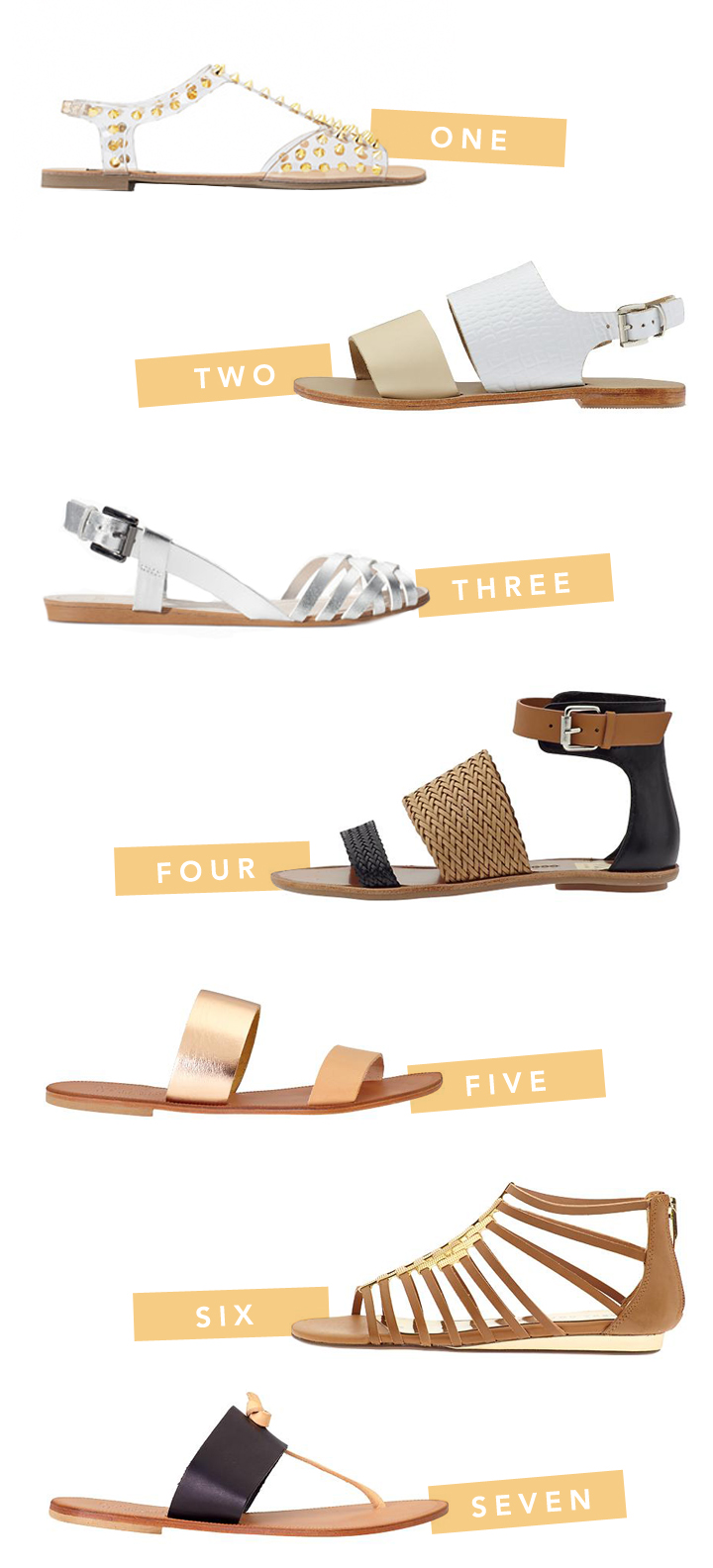 fancy feet | sandals