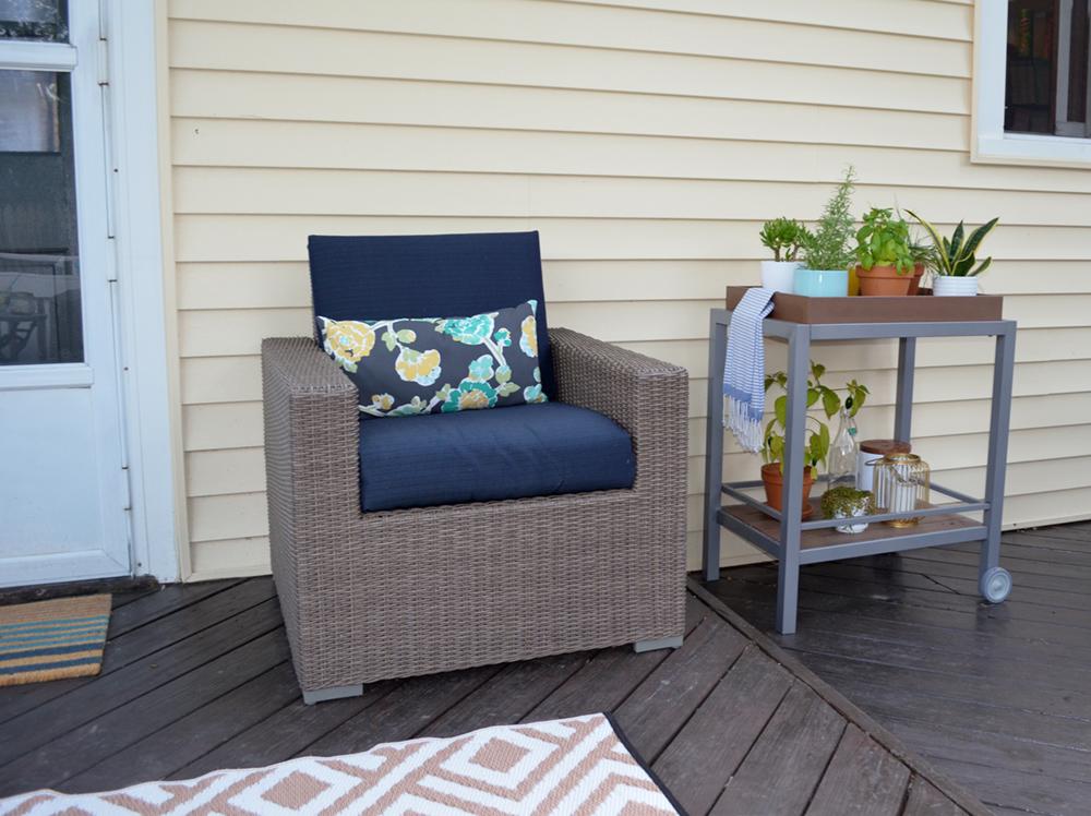 colorwhirl | back deck renovation