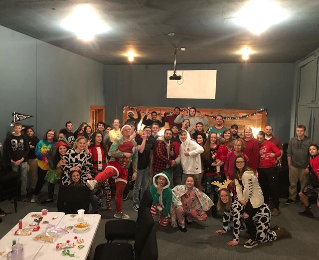 What a night guys! Sorry for those that didn't make the picture. We love you!! Merry Christmas!! #grassrootsyouthmovement #letsgo #thebest