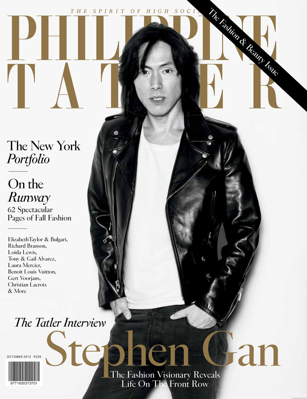 Stephen Gan for Tatler