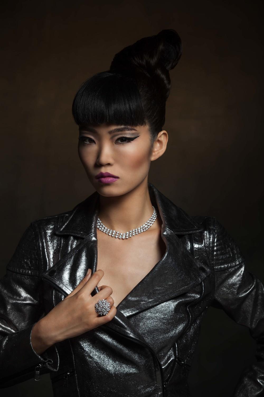 Li Bing by New York beauty photographer Joseph Chen