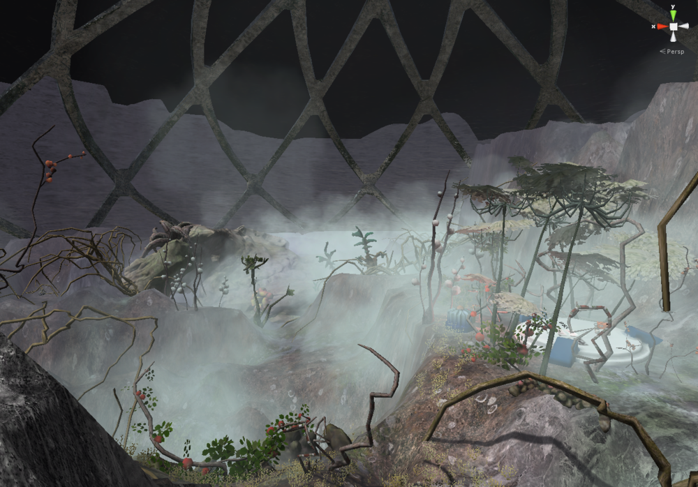 Jungle Fog level is really living up to its name now.