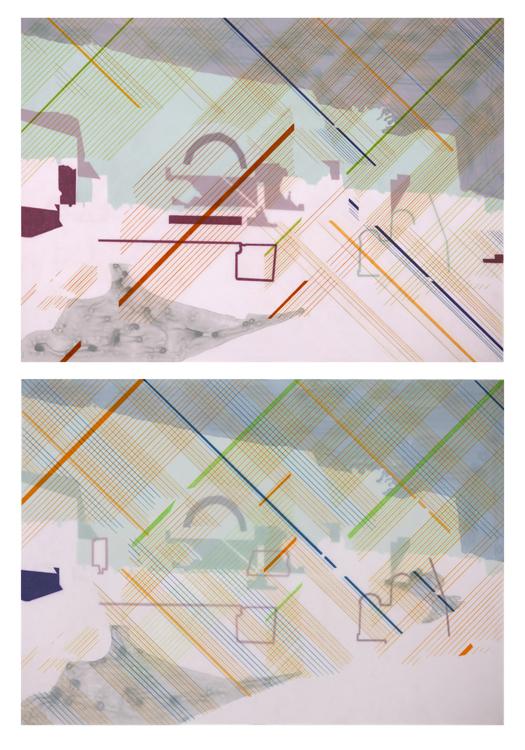 Porta Aurea/Yedikle #2 x 2