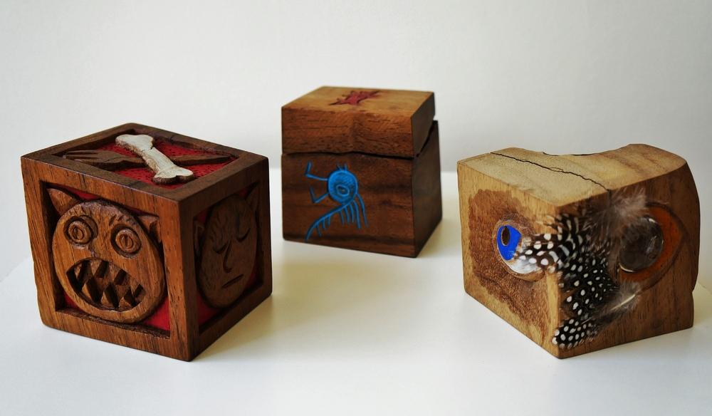 Changeling Blocks/Troll Toys