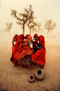 Dust Storm - India