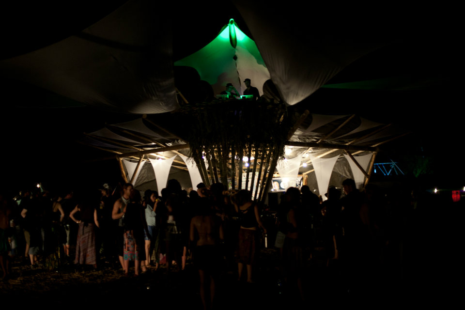 """Bat Bar"" - Envision Festival, Costa Rica"