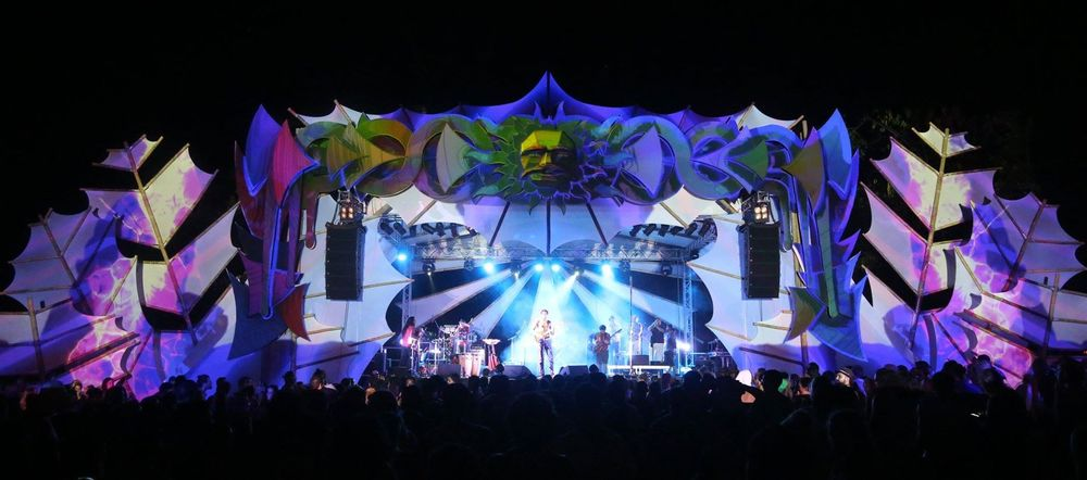 SOL Stage, Costa Rica