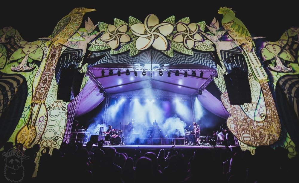 SOL Stage, Envision Festival, Costa Rica
