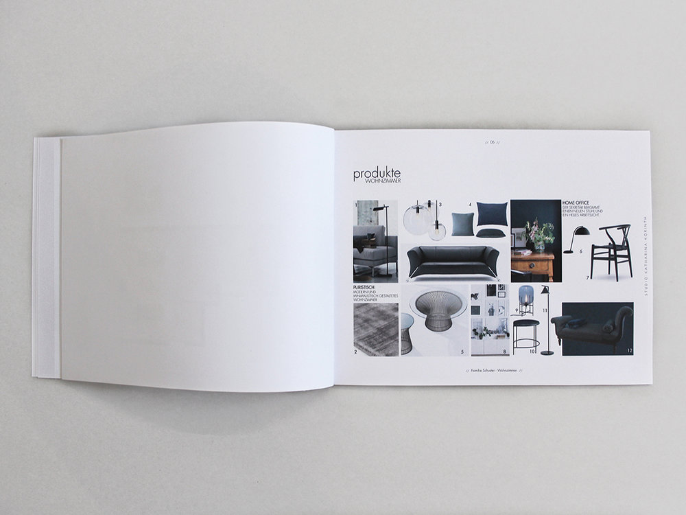 Studio Katharina Korinth Conceptbook