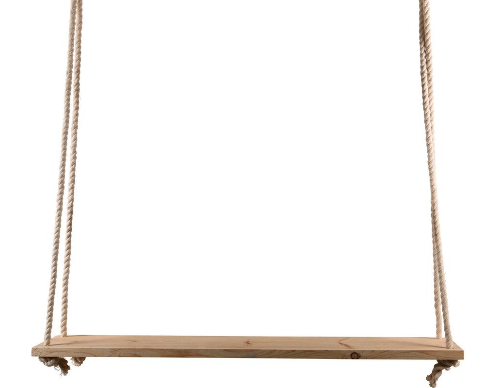 Pflanzenschaukel Swing