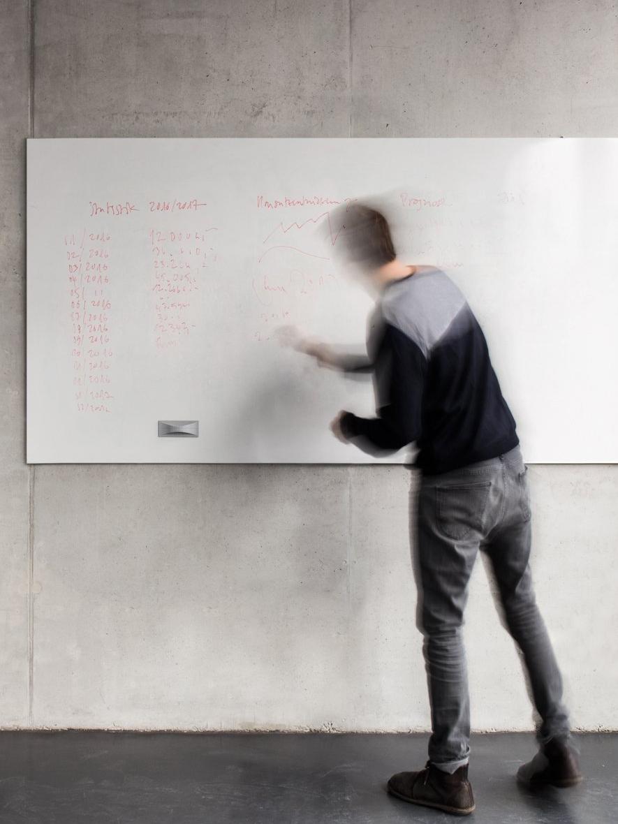 Besprecher - Whiteboard