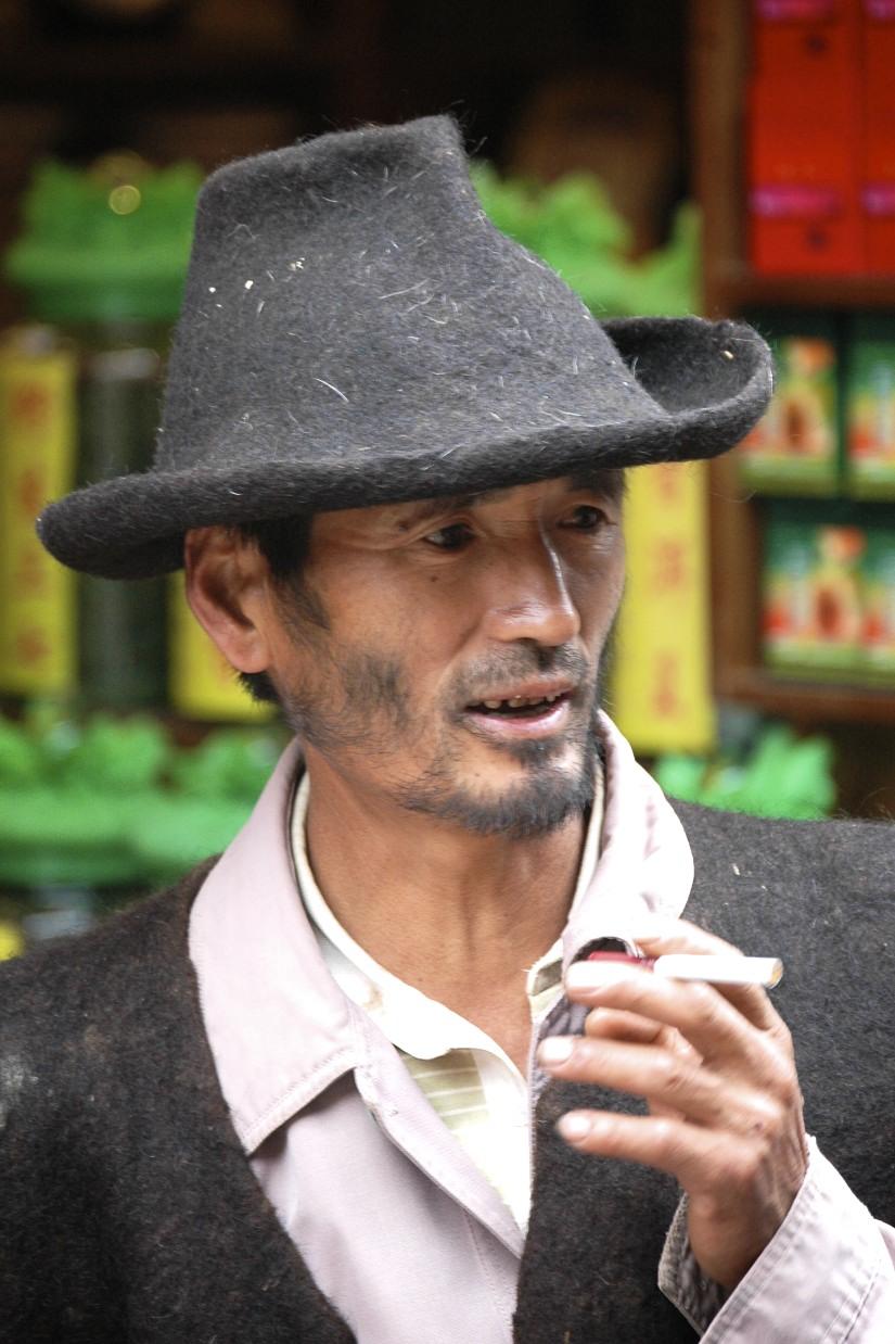 Yunnan Marlboro Man