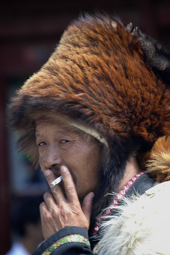 Yunnan fur hunter