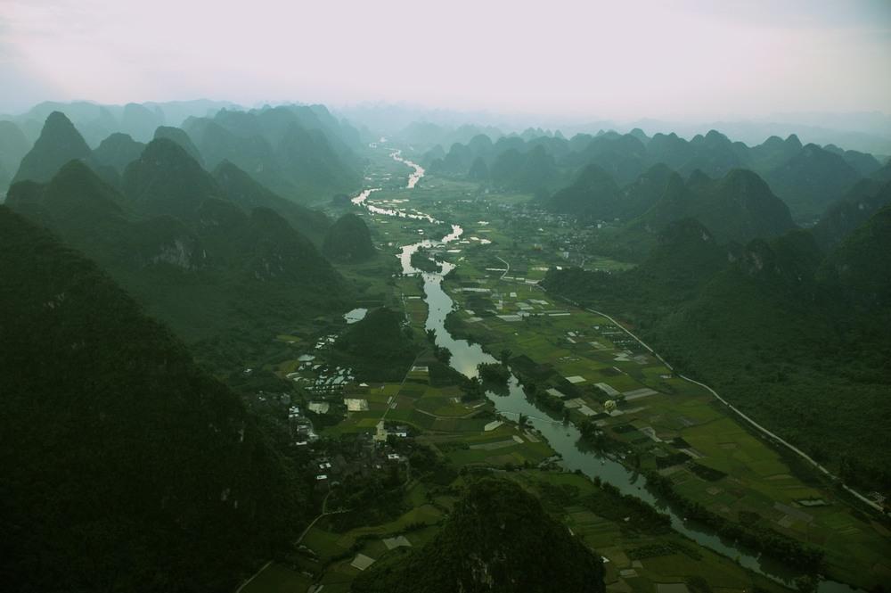 Li river Yangshuo