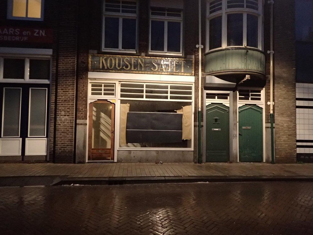 Downtown Tilburg (Netherlands)