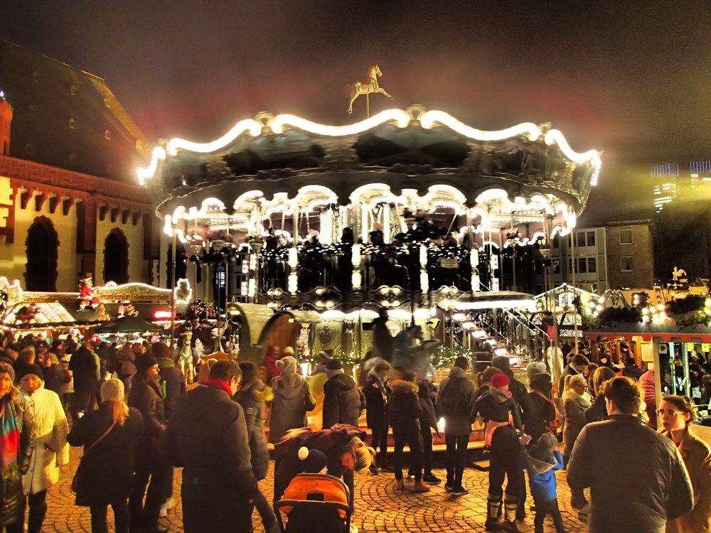 Frankfurt Christmas Market 2017