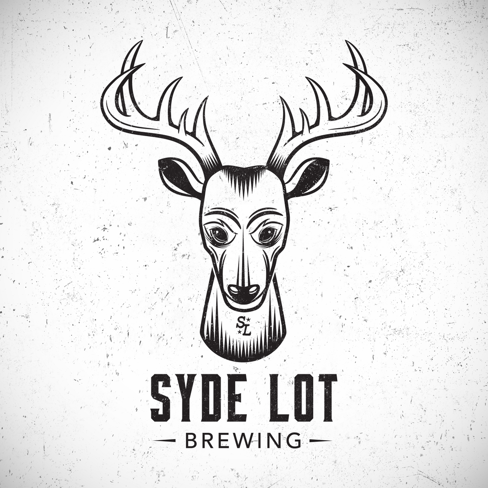 Syde Lot Brewing Logo Concepts  [Image 3/6]  Client: Syde Lot Brewing
