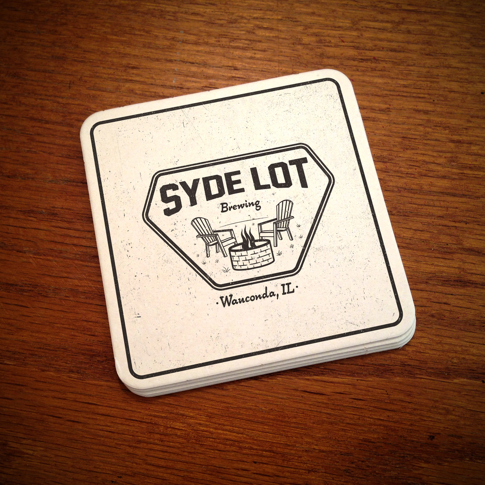 Syde Lot Brewing Logo Concepts  [Image 2/6]  Client: Syde Lot Brewing