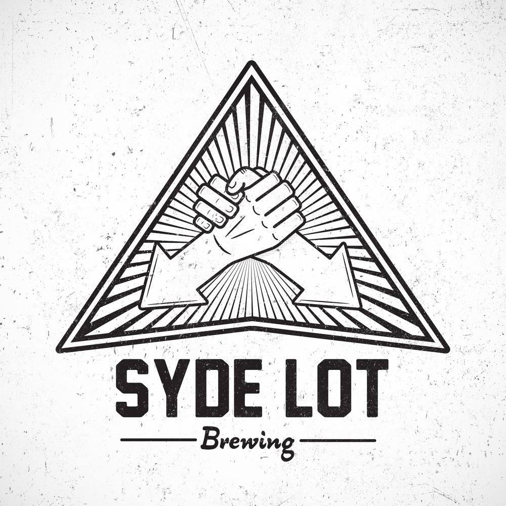 Syde Lot Brewing Logo Concepts  [Image 5/6]  Client: Syde Lot Brewing